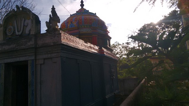 N S Puram Perumal Koil Side  View 03