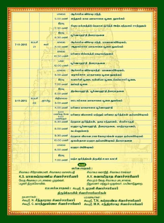 Thiruvarur  Temple Kumbabishekam on 08-11-2015-page-005