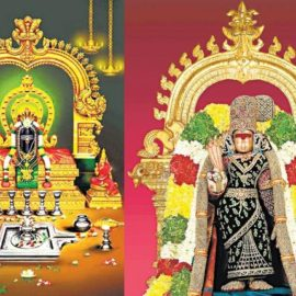 Rameshwaram Shri Ramanatha Eshwara Swamy Thirukovil Kumbabishekam on 20-1-16