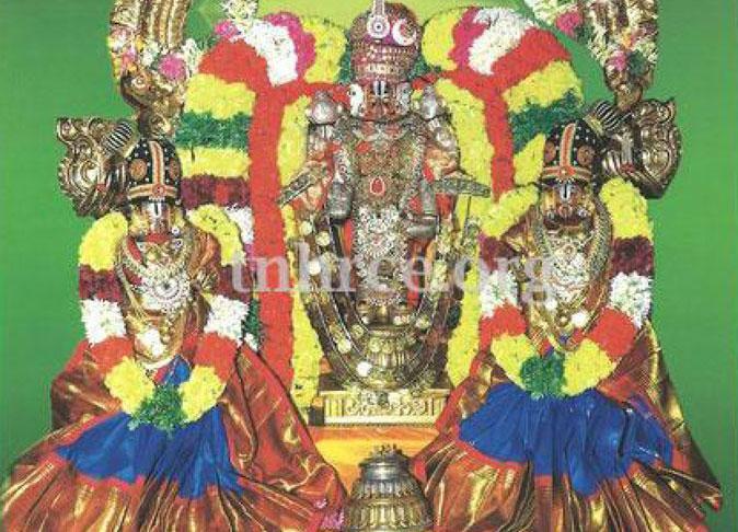 அருள்மிகு சரநாராயணப் பெருமாள்  திருக்கோயில் மஹா சம்ப்ரோக்ஷண அழைப்பிதழ்
