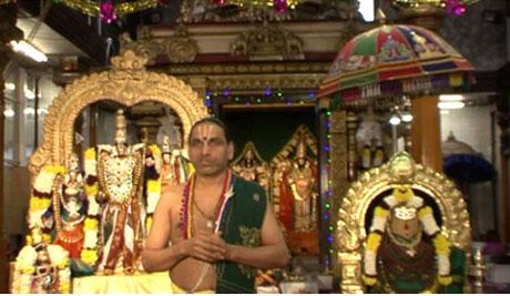 இங்கிலாந்தில் இலண்டன் ஸ்ரீ மகாலட்சமி  திருக்கோவில்