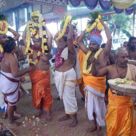 ஸ்ரீகற்பக விநாயகர் திருக்கோயில் கும்பாபிஷேகம் Part-4