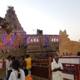 ஸ்ரீ பிரஹதீஸ்வரஸ்வாமி ஆலய அஷ்டபந்தன மஹாகும்பாபிஷேகம் – Part-2