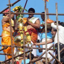 ஸ்ரீ பிரஹதீஸ்வரஸ்வாமி ஆலய அஷ்டபந்தன மஹாகும்பாபிஷேகம் – Part-6