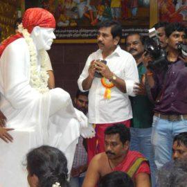 ஸ்ரீவைத்யநாத சாய்பாபா ஆலய மஹாகும்பாபிஷேகம் – Part 3