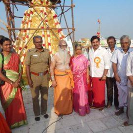ஸ்ரீவைத்யநாத சாய்பாபா ஆலய மஹாகும்பாபிஷேகம் – Part 9