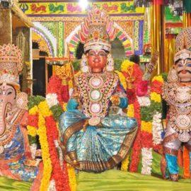 அருள்மிகு சமயபுரம் மாரியப்பன் ஆலய மஹாகும்பாபிஷேகம்-Part2