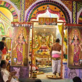 அருள்மிகு சமயபுரம் மாரியப்பன் ஆலய மஹாகும்பாபிஷேகம்-Part4