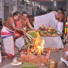 அருள்மிகு சமயபுரம் மாரியப்பன் ஆலய மஹாகும்பாபிஷேகம்-Part3