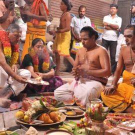 அருள்மிகு சமயபுரம் மாரியப்பன் ஆலய மஹாகும்பாபிஷேகம்-Part5