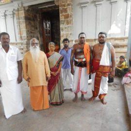 அருள்மிகு பிரம்ராம்பிகா சமேத சேஷபுரீஸ்வரர் திருக்கோயில் கும்பாபிஷேகம் Part1