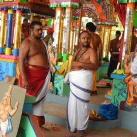 அருள்மிகு பிரம்ராம்பிகா சமேத சேஷபுரீஸ்வரர் திருக்கோயில் கும்பாபிஷேகம் Part3