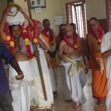 அறுபடை வீடு முருகன் கோவிலில் வருஷாபிஷேகம் – Part1