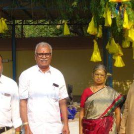அருள்மிகு பிரம்ராம்பிகா சமேத சேஷபுரீஸ்வரர் திருக்கோயில் கும்பாபிஷேகம் Part6