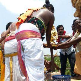 அருள்மிகு பிரம்ராம்பிகா சமேத சேஷபுரீஸ்வரர் திருக்கோயில் கும்பாபிஷேகம் Part5