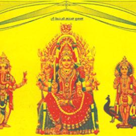 அருள்மிகு ஸ்ரீவேம்புலியம்மன் ஆலய மஹாகும்பாபிஷேகப் பத்திரிகை