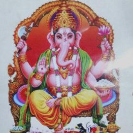 அருள்மிகு செல்வவிநாயகர் ஆலய புனராவர்த்தன அஷ்டபந்தன மஹாகும்பாபிஷேகப் பெருவிழா அழைப்பிதழ்