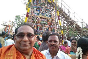 அருள்மிகு பாகம்பிரியாள் சமேத சங்கரராமேஸ்வரர் ஆலய மஹா கும்பாபிஷேகம் – Part1