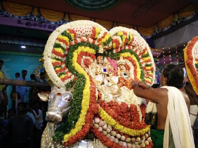 அருள்மிகு பாகம்பிரியாள் சமேத சங்கரராமேஸ்வரர் ஆலய மஹா கும்பாபிஷேகம் – Part3