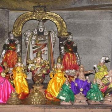Sri Amodhavalli Thayar samedha Sri Thirunarayana Perumal Koil Jeernoddharana Ashtabandhana Kumbhabhishekam
