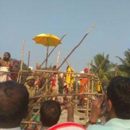 Shri Thiripurasundari samedha Shri Vedhapureeshwarar Kovil Maha Kumbabishekam – part 1