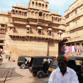 Rajasthan (Akshaardam-Bikaner-Jaisalmer-Jodhpur-Jaipur) Part 1