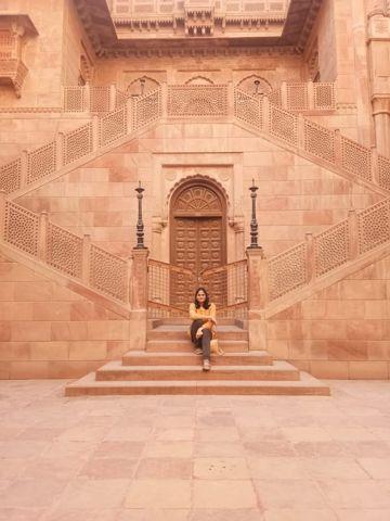 Rajasthan (Akshaardam-Bikaner-Jaisalmer-Jodhpur-Jaipur) Part 7