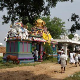Vembakkam Arulmigu Shri Yogambigai Samedha Shri Kundaleeshwarar Temple Kumbabishekam