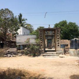 Shri Mariamman Temple, Keelvailamoor, Villupuram district