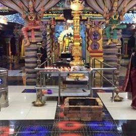 Nagamma Temple, Malaysia