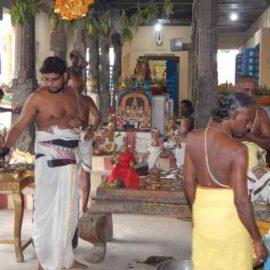 அருள்மிகு சௌமிய தாமோதரப் பெருமாள் ஆலய மஹா சம்ப்ரோக்ஷணம் – Part1