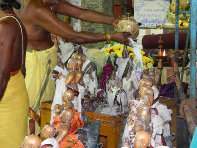 அருள்மிகு சௌமிய தாமோதரப் பெருமாள் ஆலய மஹா சம்ப்ரோக்ஷணம் – Part2
