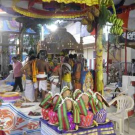 Arulmigu Grama Devathai Shri Pathala Ponniamman Thirukovil Kumbabishekam Part 2