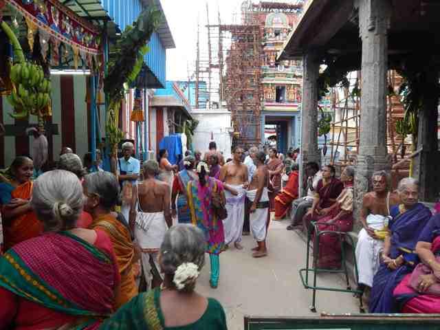 அருள்மிகு சௌமிய தாமோதரப் பெருமாள் ஆலய மஹா சம்ப்ரோக்ஷணம் – Part3