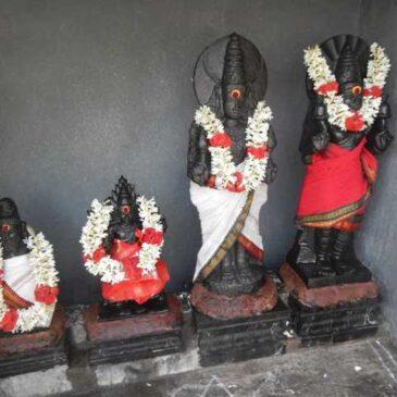 Shri Agathiyar Lopamudra Homam at Shri Thulaseeshwarar Temple Part 1