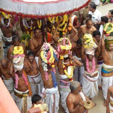 அருள்மிகு சௌமிய தாமோதரப் பெருமாள் ஆலய மஹா சம்ப்ரோக்ஷணம் – Part5