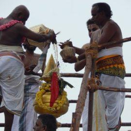 அருள்மிகு சௌமிய தாமோதரப் பெருமாள் ஆலய மஹா சம்ப்ரோக்ஷணம் – Part6