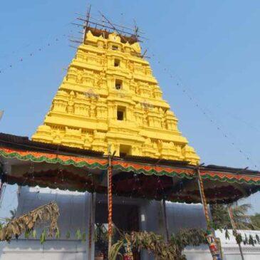 Arulmigu Kodantharamaswamy Thirukovil Kumbabishekam Part 1