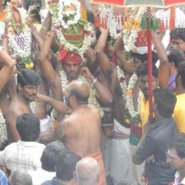 Arulmigu Grama Devathai Shri Pathala Ponniamman Thirukovil Kumbabishekam Part 3