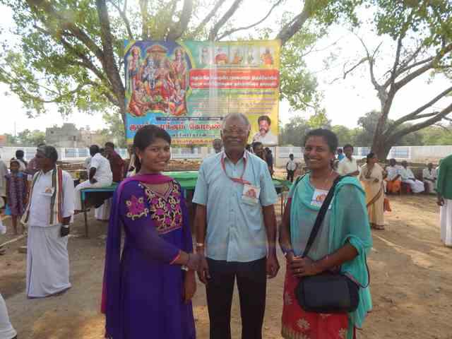 Arulmigu Kodantharamaswamy Thirukovil Kumbabishekam Part 4