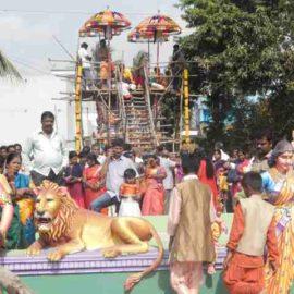 Arulmigu Grama Devathai Shri Pathala Ponniamman Thirukovil Kumbabishekam Part 5