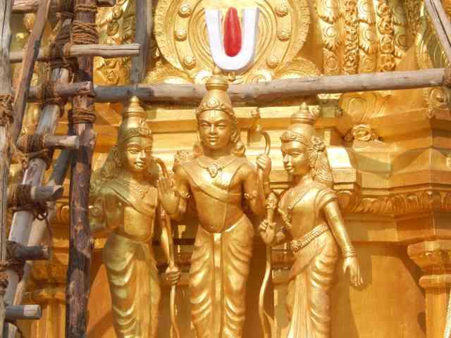 Arulmigu Kodantharamaswamy Thirukovil Kumbabishekam Part 2