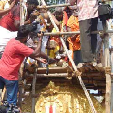 Arulmigu Kodantharamaswamy Thirukovil Kumbabishekam Part 3