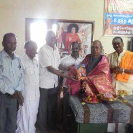 AVVAI HOME SAREE DISTRIBUTION – PART 1
