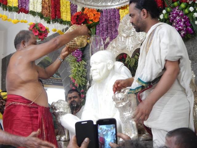 ஸ்ரீவைத்யநாத சாய்பாபா ஆலயம் –  மண்டலாபிஷேகப் பூர்த்தி விழா