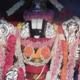 ஸ்ரீ திருவேங்கடபெருமாள் ஆலயம்   மஹா ஸம்ப்ரோக்ஷணம்.