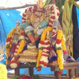அருள்மிகு ஸ்ரீயோகநரசிம்மசுவாமி திருக்கோயில் மஹா ஸம்ப்ரோக்ஷணம் Part-2