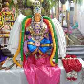 Chennai Selaiyur Mahalakshmi nagar Vinaitheertha vinayagar kovil kumbabishekam Part 1