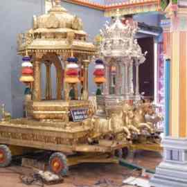 Manakula vinayagar thirukovil, Pondicherry kumbabishekam Part 2
