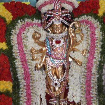 Sorna Bhairavar – 108 Kalasa Panneer Abhishekam – Part -1